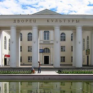 Дворцы и дома культуры Качуга
