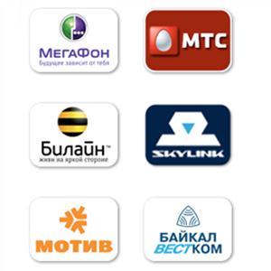 Операторы сотовой связи Качуга