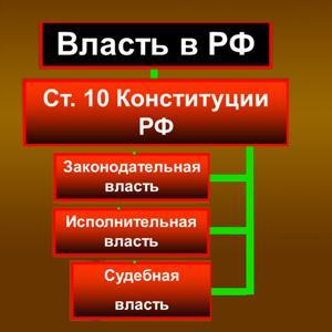 Органы власти Качуга